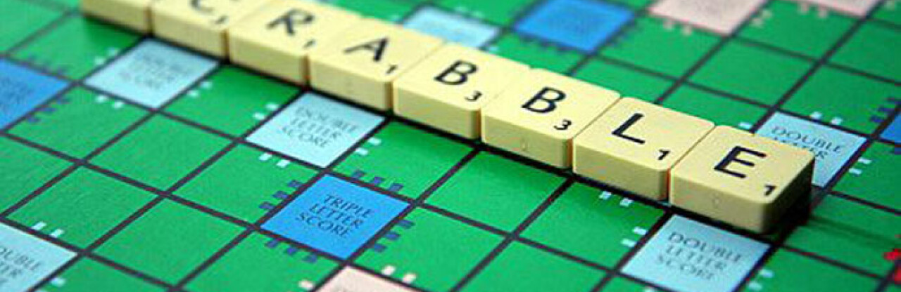 School homepage rotator Indiana State School Scrabble Tournament