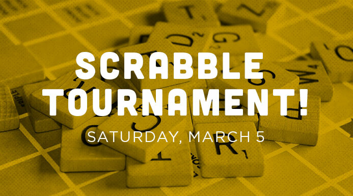 Indiana State Scrabble Tournament!