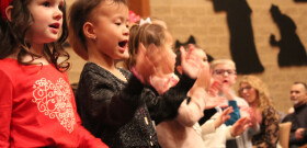 2018 Preschool-Kindergarten Advent Service