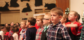 2018 1st-5th Grade Advent Service